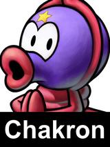 Chakron Icon PF
