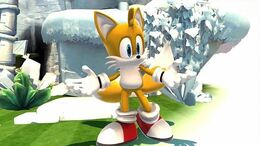 "Miles ""Tails"" Prower (Canon, Composite)/Paleomario66"