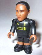 Sports Stars Football Liverpool Johnson