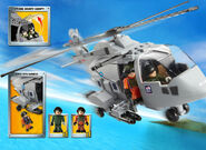 Royal Navy Merlin Helicopter features
