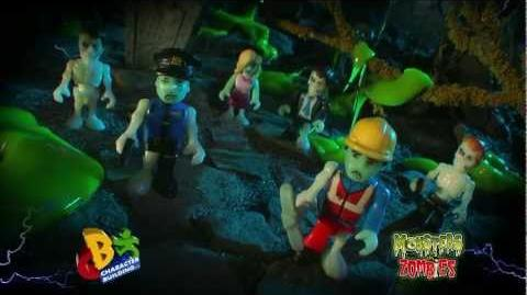 Character Building Monsters Vs Zombies