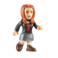 Amy pond character building