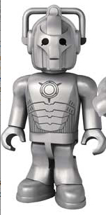 Cyberman without Cybus logo