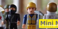Micro-Figures (Mini Men)