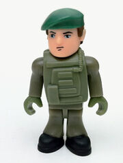 Royal Marines Commando (green beret)