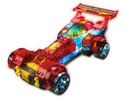 LB Red Hot Racer
