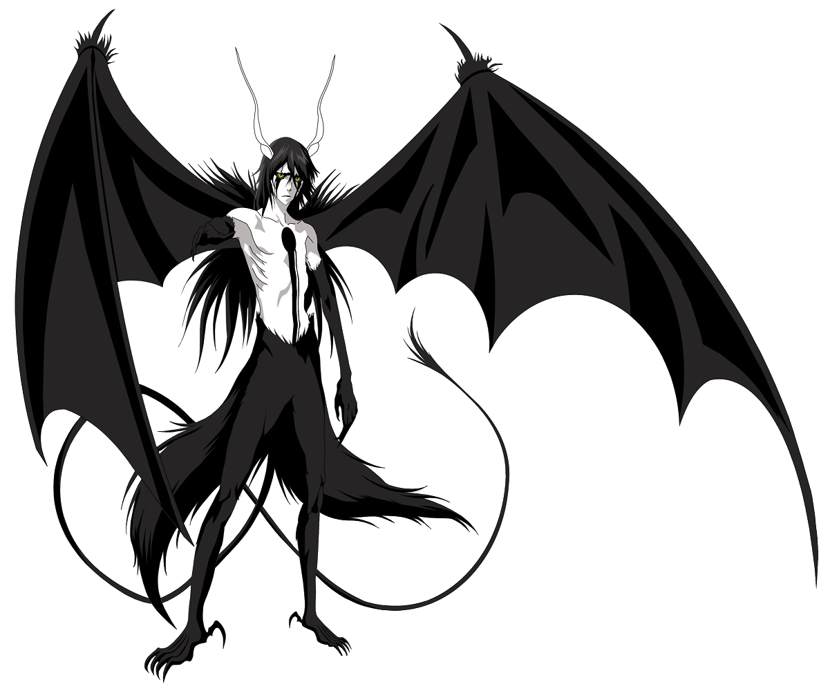 Image result for ulquiorra cifer release png
