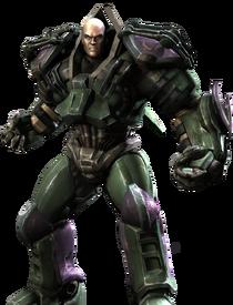 Lex Luthor Gods Among Us 001