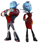 Scorch and Lena