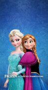 Disneyfrozen phonebackground3