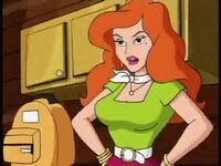 Recycled Daphne Blake Character