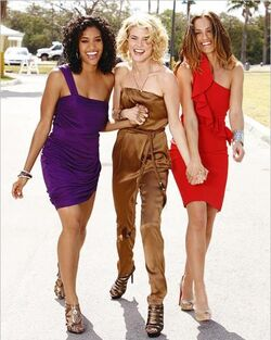 Charlie's Angels Promo Pic