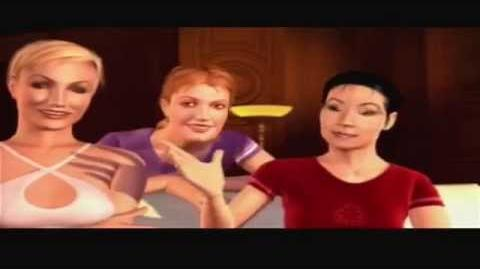 Charlie's Angels PS2 - All Cutscenes