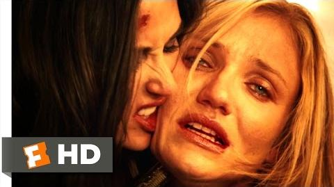 Charlie's Angels Full Throttle - Go to Hell Scene (10 10) Movieclips