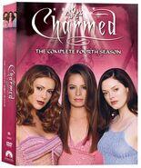 Charmed S4 DVD