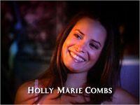 Holly Marie Combs (Season 3)