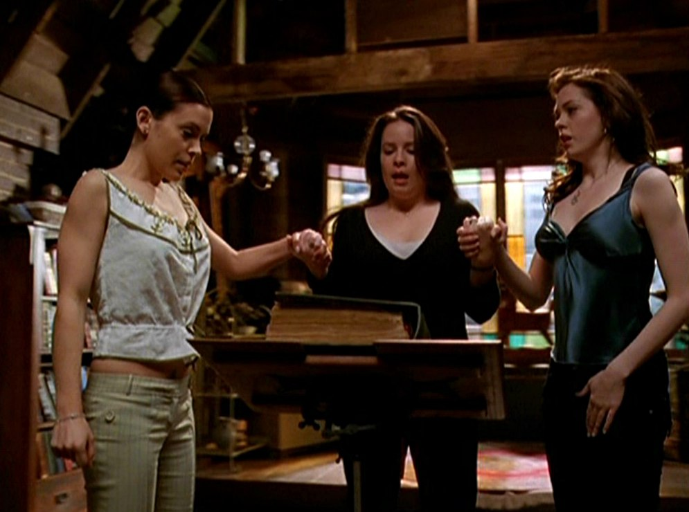 Something Wicca This Way Goes Charmed Fandom