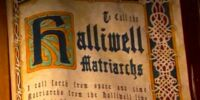 To Call the Halliwell Matriarchs