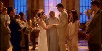 Wedding of Phoebe and Coop Halliwell