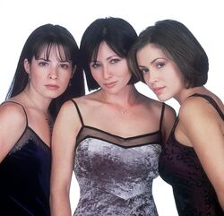 Charmed Season 1 promotional