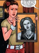 Phoebe and Paige in the comic