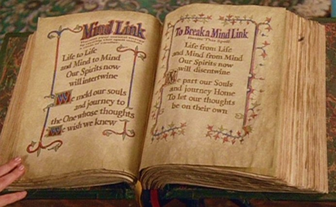 Mind Link Spell The Charmed Legacy Wiki Fandom Powered
