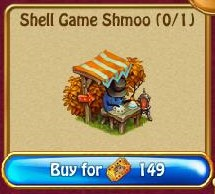 Shell Game Shmoo