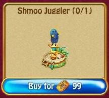 Shmoo Juggler