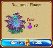 Nocturnal flowerN260