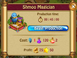 Shmoo magician P1