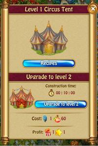Circus tent P1