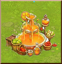 Cider fountain