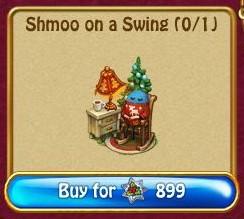 Shmoo on a Swing