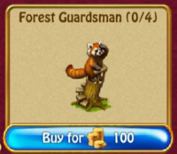 Forest guardsman shop