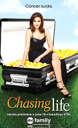 Chasing Life Poster Promo