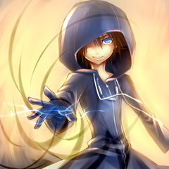 Rp Character 3 Xion The Nobody