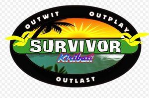 SurvivorKiribatiLogo