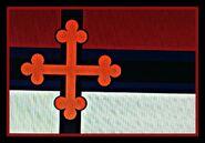 Theodosian Flag