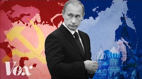 From spy to president- The rise of Vladimir Putin