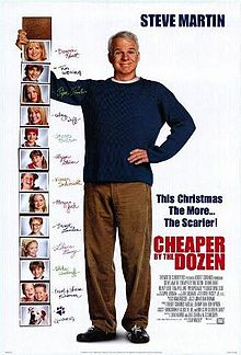Cheaper by the Dozen - Promotional poster