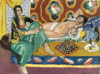 Matisse odalisques-sotheby