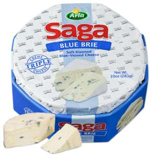 Saga Blue Brie