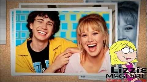 (Lizzie McGuire) Lizzie & Gordo This Is Wath Dreames Are Made Of