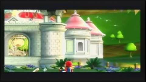 Super Mario Galaxy Ending & Credits