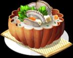 Dish-Clam Chowder