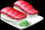Dish-Tuna Nigiri
