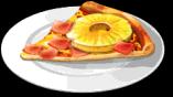 Dish-Hawaii Pizza