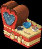 Appliance-Valentine's Oven