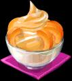 Dish-Apricot Frozen Yogurt
