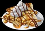 Dish-Sweet Crepes